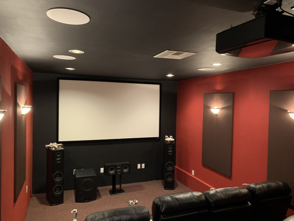 Build the Perfect Theater Experience with Blackout and Light Filtering Shades
